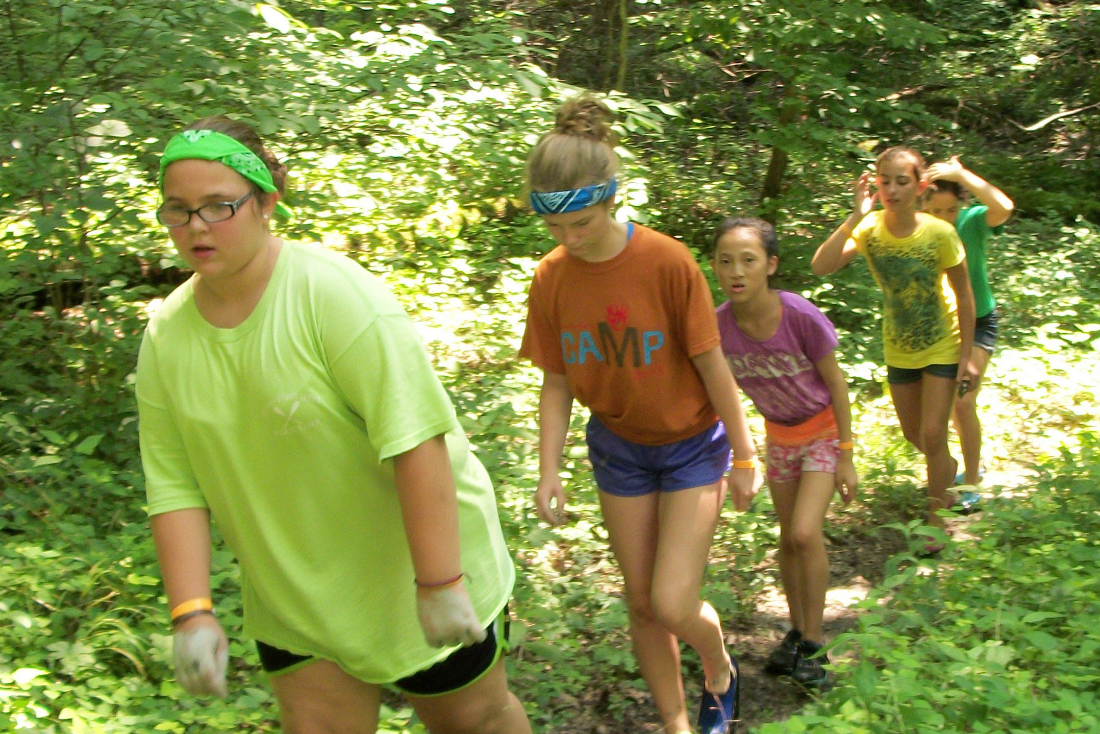 Girl Scouts of Western Ohio Camp