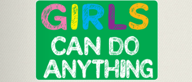 Girls Can Do Anything POB Cover