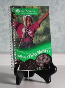 Thin mint journal
